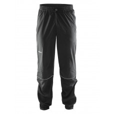 Mind Blocked pants men black