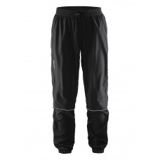 Mind Blocked pants women black