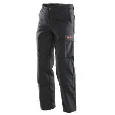 Trouser Flame black