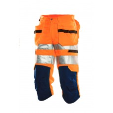 Longshort HV Orange/Navy