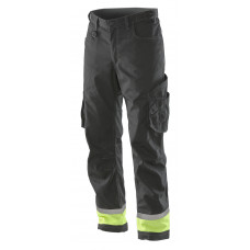 Trouser Transport, Logistiek & Industrie black/yellow