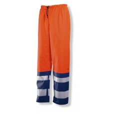 Rain Trouser HV Orange/Navy