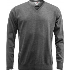 Everett V-Neck Greymel