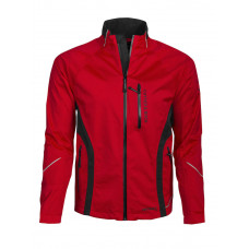 Lord Rain Jacket bright red