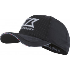 Flexi Pinstripe Cap black