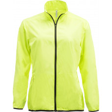 La Push Windjacket Lds neon yellow
