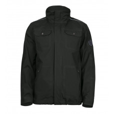 Clearwater Rain Jkt Men charcoal