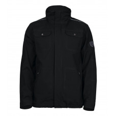 Clearwater Rain Jkt Men black