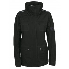 Clearwater Rain Jkt Ladies charcoal