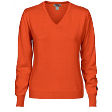 Lacey Sweater Ladies peach