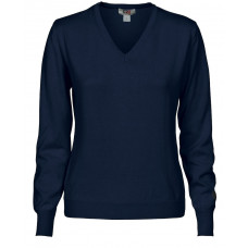 Lacey Sweater Ladies dark navy