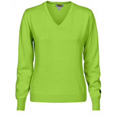 Lacey Sweater Ladies light green