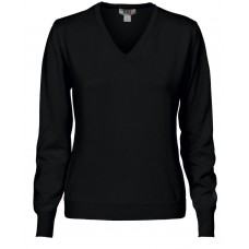 Lacey Sweater Ladies black