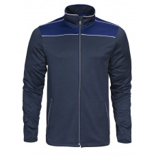 Winthrop Performance Fz Men navy melange