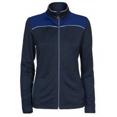 Winthrop Performance Fz Ladies navy melange