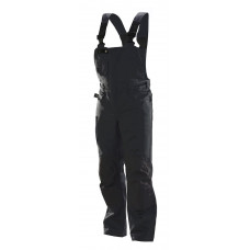 Bib N' Brace Trouser Black