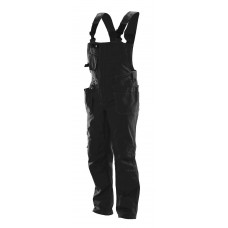 Bib N' Brace HP Trouser Black