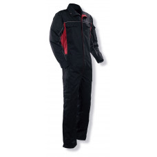 Overall Base Profile Black/Red