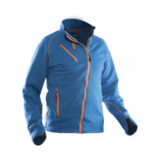 Isolation Jacket Blue/Orange