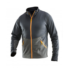 Flex Jacket graphite/orange