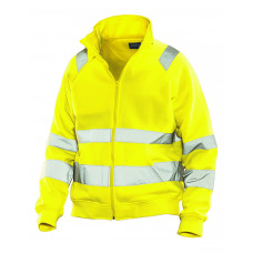 Jacket HV Yellow/Navy