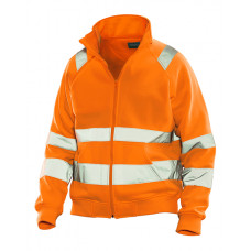 Jacket HV Orange/Navy