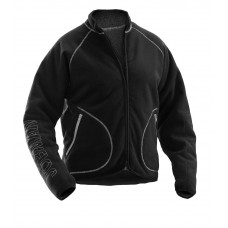 Fleece Jacket Bla/Graphite