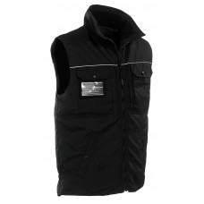 Winter vest Black