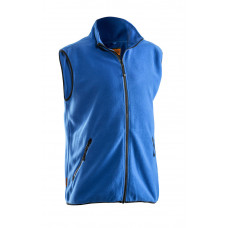 Polar Fleece Vest Royal Blue
