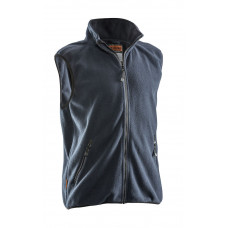 Polar Fleece Vest Navy