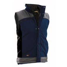 Winter Vest Navy/Black