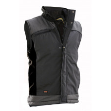 Winter Vest Graphite/Bla