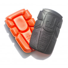Knee Protector Orange/Black