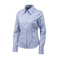 Dames blouse Oxford basic-fit