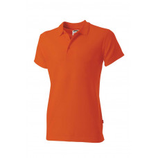 Poloshirt fitted PPF180 Orange