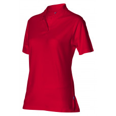 Dames poloshirt PPT180 Red