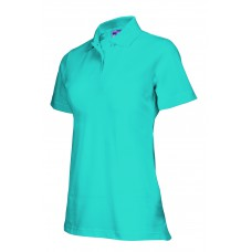 Dames poloshirt PPT200 Turquoise