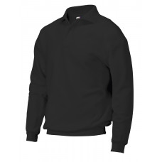 Polosweater boord PSB280 black