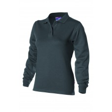 Dames polosweater PST280 Antramel