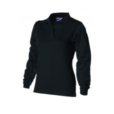 Dames polosweater PST280 black