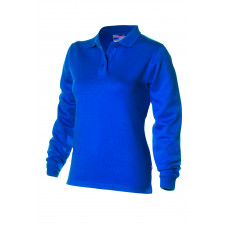 Dames polosweater PST280 Royalblue