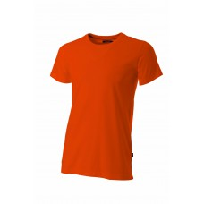 T-shirt fitted TFR160 Orange