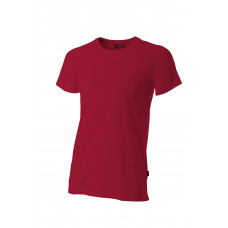T-shirt fitted TFR160 Red