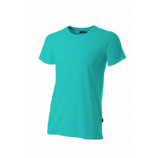T-shirt fitted TFR160 Turquoise