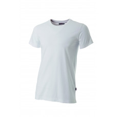 T-shirt fitted TFR160 white