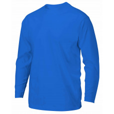 T-shirt lange mouw TL190 Royalblue