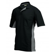 Poloshirt Bi-Color TP2000 blackgrey