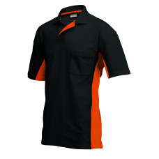 Poloshirt Bi-Color TP2000 blackoran