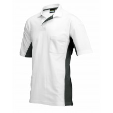 Poloshirt Bi-Color TP2000 whiteDgrey