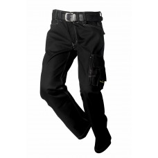 Worker canvas TQC2000 black
